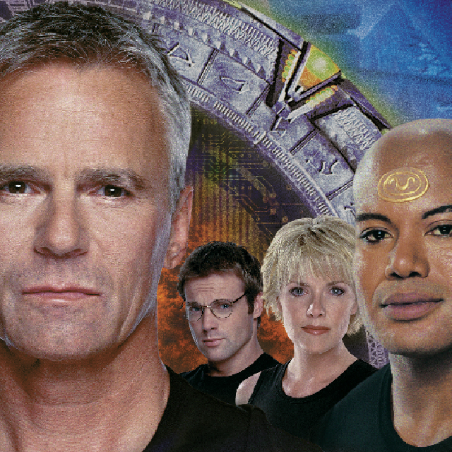 Stargate SG-1 TV series
