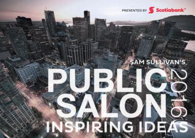 John Burns Sam Sullivan's 25th Public Salon