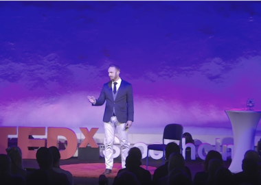 The Magical Science of Storytelling - Tedx Talk