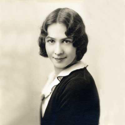 image of Samantha Reynolds' granny