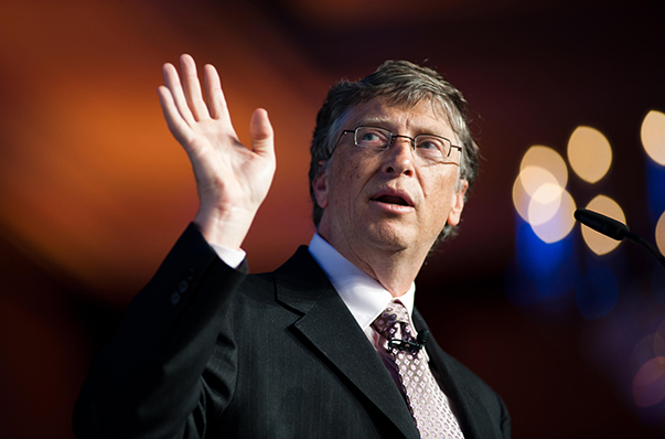 Bill Gates Waves